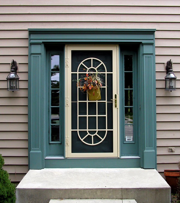 Security Storm Doors Midwest Windows